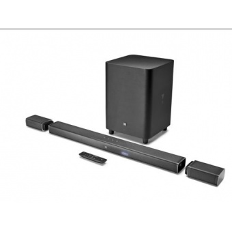 JBL BAR 5.1 Soundbar 4K Ultra HD